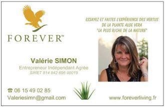 Carte De Visite Valerie
